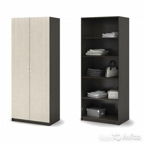 Шкаф Бася 555 по цене 7500₽ - Шкафы, стенки, гарнитуры, фото 0