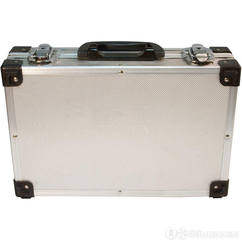 Ящик для инструмента алюминиевый FIT, 33 x 21 x 9 см по цене 1642₽ - Сумки, ящики и держатели для инструментов, фото 0