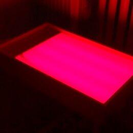 Развивающие игрушки - Световой стол для рисования песком мультиподсветка, 700х500х100, 0
