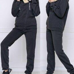 Спортивные костюмы - Женские тёплые спортивные костюмы р-ры 44-56, 0