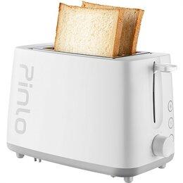 Электрические грили и шашлычницы - Тостер - гриль Xiaomi Pinlo Mini Toaster PL-T075W1H, 0