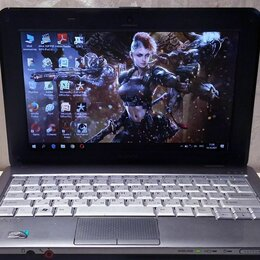 Ноутбуки -  Ноутбук Sony Vaio PCG 21311V /2Gb /120Gb /Сумка/Игры. , 0