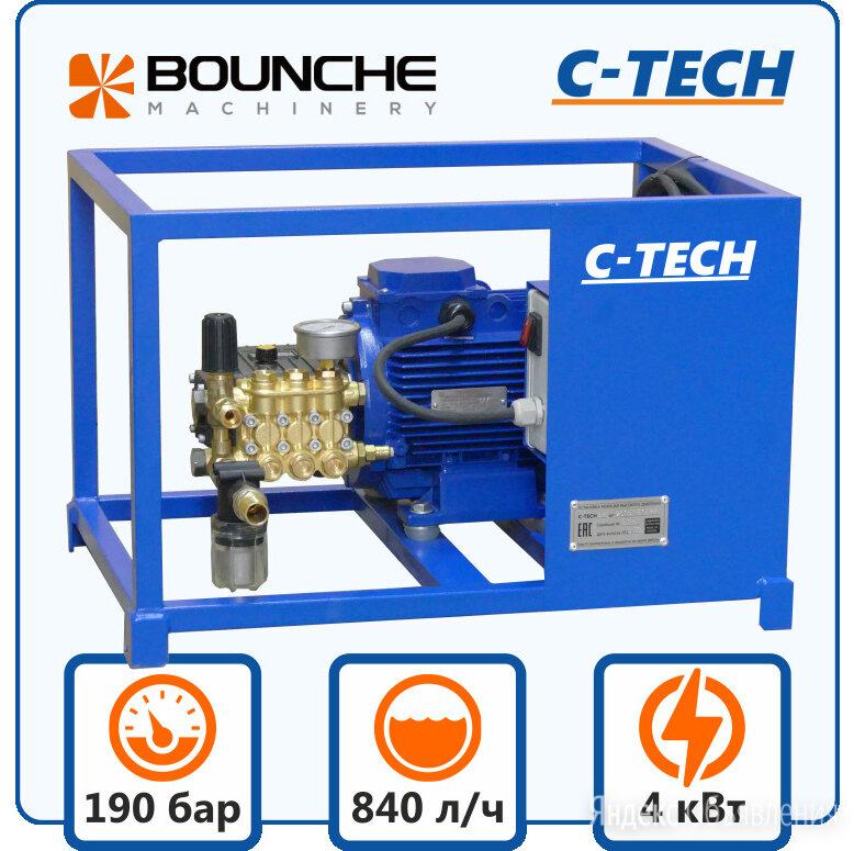 Мойка высокого давления Bounche 3WZ-1812 (190 бар, 14 л/мин) по цене 42000₽ - Мойки высокого давления, фото 0