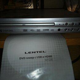 DVD и Blu-ray плееры - Dvd-плеер elenberg dvd-2022, 0