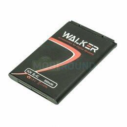 Прочие запасные части - Аккумулятор Walker для Nokia 1202 / 1203 / 1661 и др. (BL-4C), 890 мАч, 0