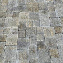 Тротуарная плитка, бордюр - Вибропрессованная тротуарная плитка, 0