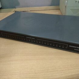 VoIP-оборудование - Голосовой шлюз Grandstream GXW4024, 0