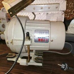 Аксессуары и запчасти - Электродвигатель для швейной машины 380 gemsy, 0