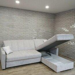 Диваны и кушетки - Угловой диван - кровать с удлиненной оттоманкой., 0