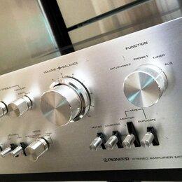 Усилители и ресиверы - Винтажный Hi-Fi стерео усилитель Pioneer SA7500, 0