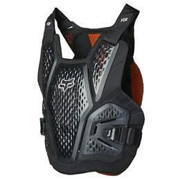 Спортивная защита - Защита панцирь FOX Raceframe Impact SB D3O(L/XL / черный/L), 0