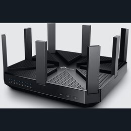 Оборудование Wi-Fi и Bluetooth - Wi-Fi роутер TP-LINK Archer C5400, 0