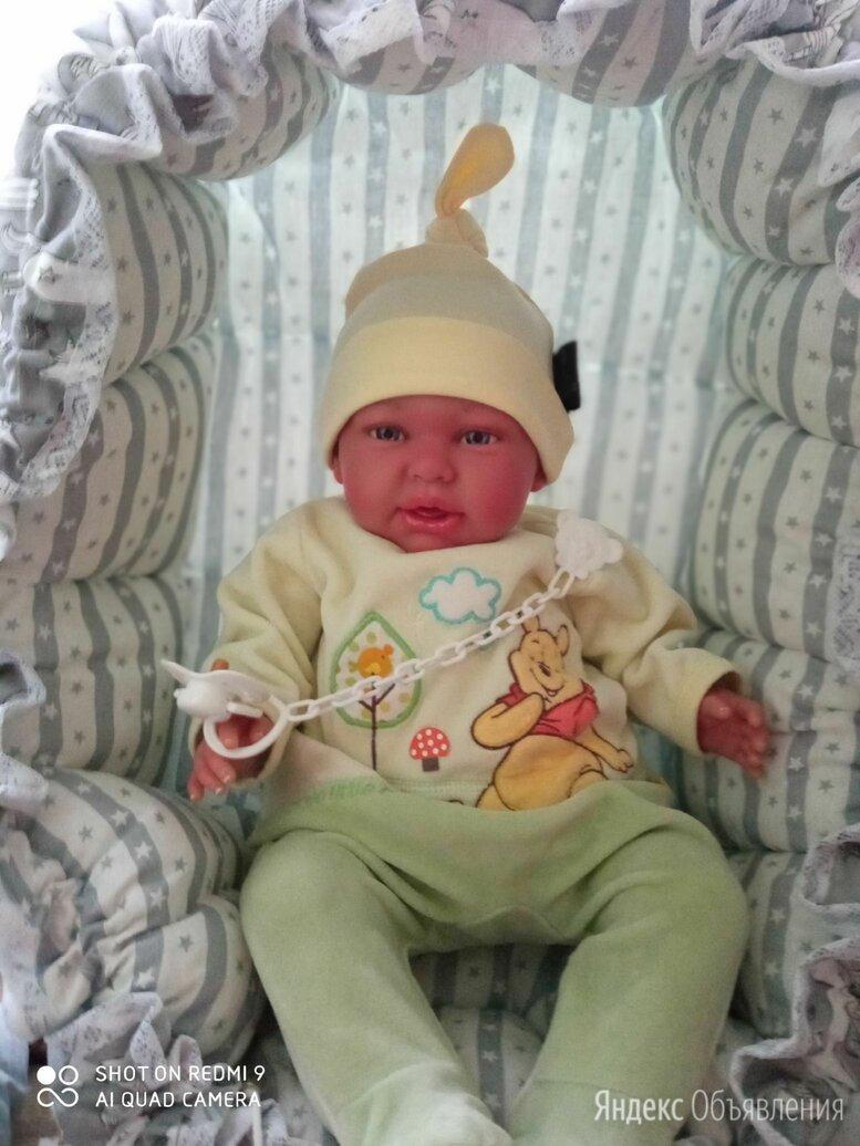 Кукла- младенц  от испанского бренда Antonio Juan  по цене 11000₽ - Куклы и пупсы, фото 0