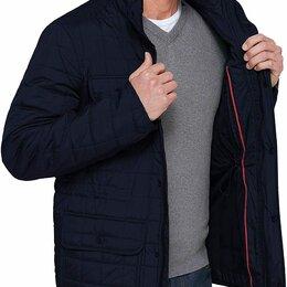 Куртки - Куртка мужская Tommy Hilfiger (48/50), милитари, 0