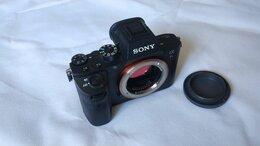 Фотоаппараты - Фотоаппарат Sony Alpha A7R Mark II Body пробег…, 0