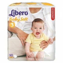 Подгузники - LIBERO Premium Baby Soft Подгузники MIDI 4-9 кг, 0