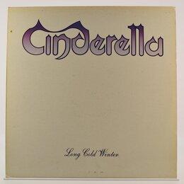 Музыкальные CD и аудиокассеты - Cinderella — Long Cold Winter, 1988, 0