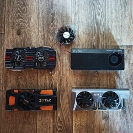 Кулеры и системы охлаждения - Системы охлаждения для видеокарт, 0