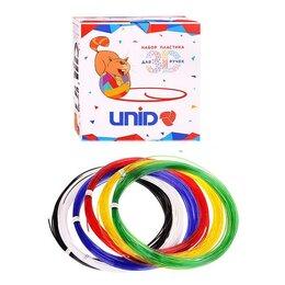 Коляски - UNID Набор пластика для 3D ручек: ABS-6 (по 10м. 6 цветов в коробке), 0