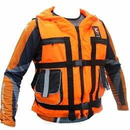 Спасательные жилеты и круги - Спасательные жилеты Докер 60-140 кг от производителя, 0