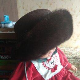 Головные уборы - Норковые шапки, 0