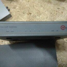 VoIP-оборудование - VoIP Шлюз QTECH QVI-2104, 0