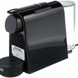 Кофеварки и кофемашины - Кофемашина De'Longhi Nespresso Essenza Mini EN 85 черная, 0