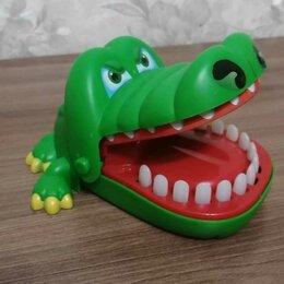 Настольные игры - Игра крокодил с зубами для детей, 0