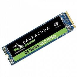 Внутренние жесткие диски - SSD seagate BarraCuda Q5 2тб, M.2 2280, PCI-E x4, 0