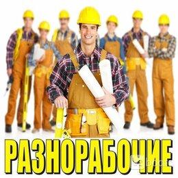 Разнорабочие - Разнорабочие, уборщики, 0