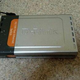 Проводные роутеры и коммутаторы - Коммутатор D-Link DES-1008D, 0