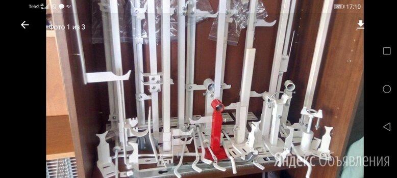 кронштейны для радиаторов по цене 100₽ - Уголки, кронштейны, держатели, фото 0