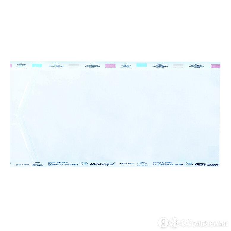Пакеты для стерилизации плоские DGM 410х600 мм 100 шт по цене 3137₽ - Упаковочные материалы, фото 0