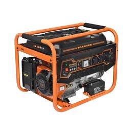 Электрогенераторы и станции - Генератор бензиновый Carver PPG-6500 E, 0