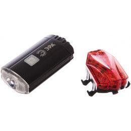 Фонари - Велосипедный фонарь ЭРА VA801, 0