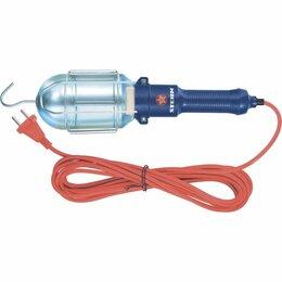 Переносные светильники - Лампа переносная 60 W, кабель 5 м Stern, 0