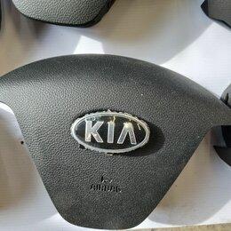 Система безопасности  - Kia Rio 3 airbag крышка, муляж подушки безопасности безопасности, 0