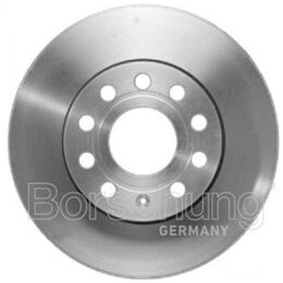 Тормозная система  - диск тормозной передний (312x25) (вентилируемый). Арт B11378. (OE JZW615301H), 0