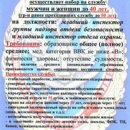 Инспекторы - Работа в женской исправительной колонии с. Мильково Камчатский край, 0