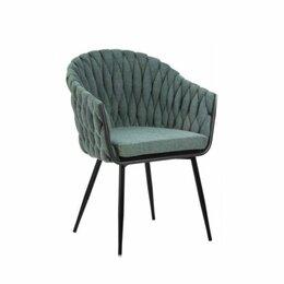 Стулья, табуретки - Стул MATILDA 9691, сиденье ткань, цвет основания черный, 0