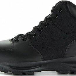 Кроссовки и кеды - Nike Manoa новые р44и44,5 кожа/кордура Вьетнам (осень зима), 0