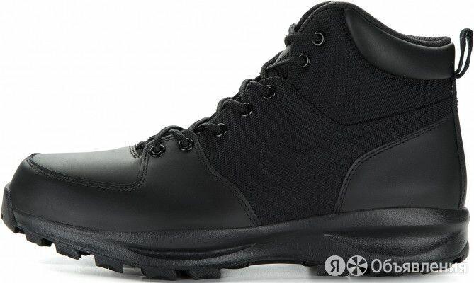 Nike Manoa новые р44и44,5 кожа/кордура Вьетнам (осень зима) по цене 7000₽ - Кроссовки и кеды, фото 0