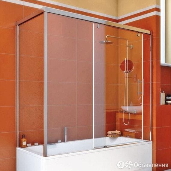 Шторка на ванну GuteWetter Slide Part GV-863B левая 170x90 см стекло бесцветн... по цене 40830₽ - Аксессуары для салона, фото 0