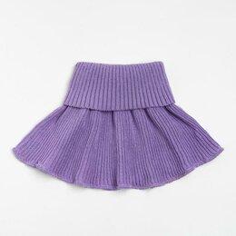 Аксессуары и принадлежности - Манишка детская, цвет сиреневый, размер 48-50, 0