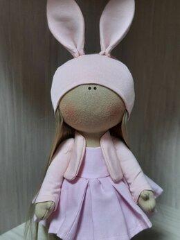 Куклы и пупсы - Интерьерная кукла ручной работы, 0