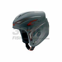 Шлемы - Шлем горнолыжный Carrera Explorer 2,5 2DV сереб разм 52, 0
