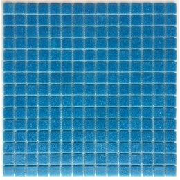 Мозаика - Мозаика Tessare 32,7х32,7х0,4см стекломасса темно-голубой шт(RHM04), 0