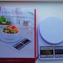 Кухонные весы - Весы LuazON LVK-704 Новые, 0