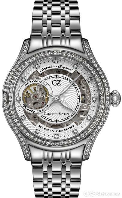 Наручные часы Carl von Zeyten CVZ0069WHMB по цене 52370₽ - Наручные часы, фото 0