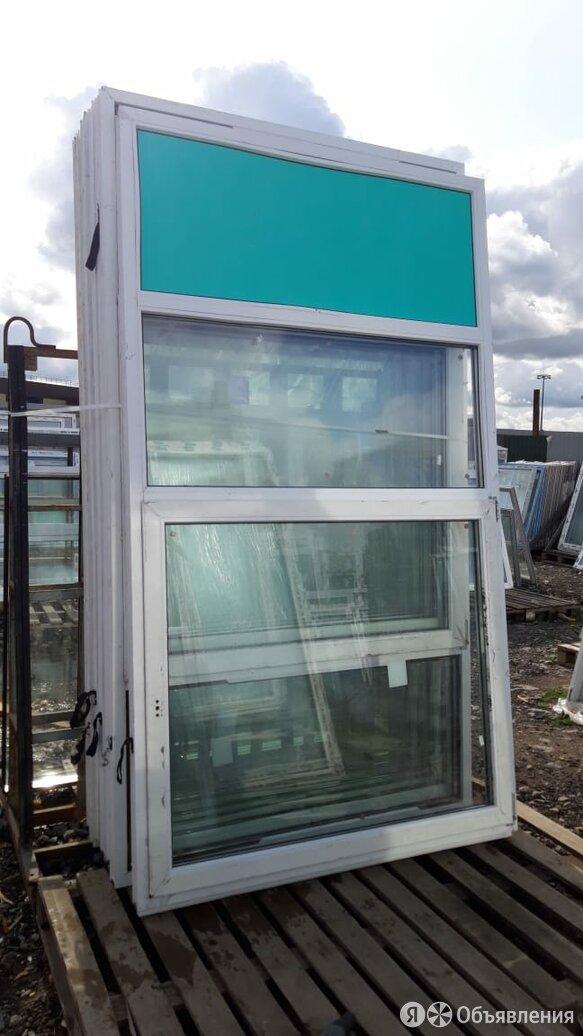 Окно, ПВХ Reachmont 70мм, 2600(В)х1500(Ш) мм по цене 7200₽ - Окна, фото 0